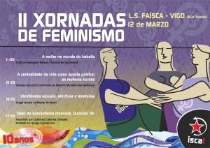 cartazXornadasFeministas
