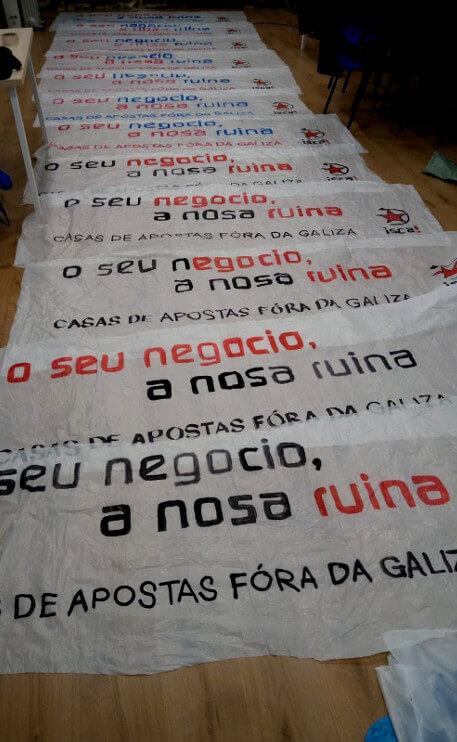 Galería casas de aposta fóra da Galiza