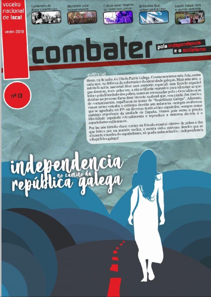 Capa do Combater nº13