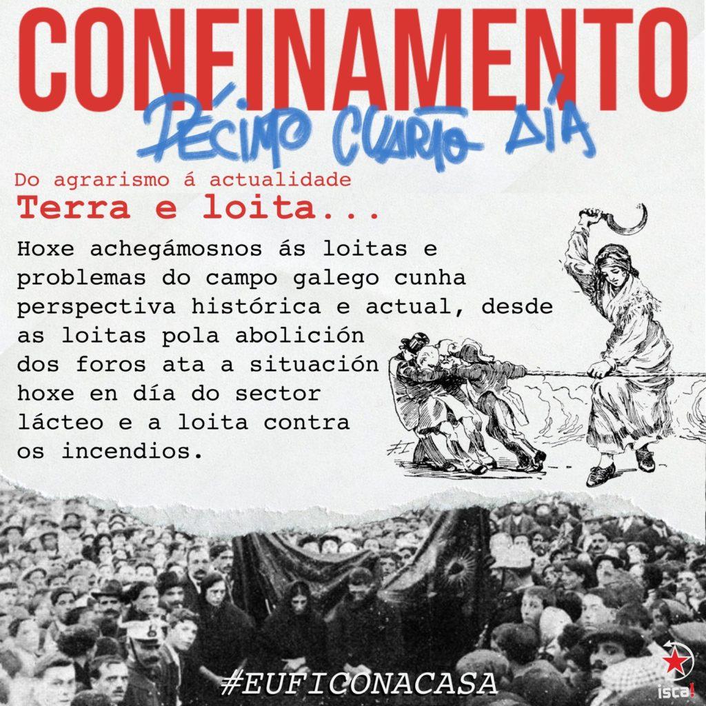 Confinamento: décimo cuarto día #euficonacasa