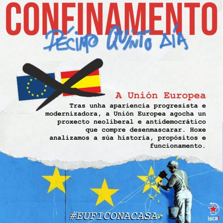 Confinamento: décimo quinto día #euficonacasa