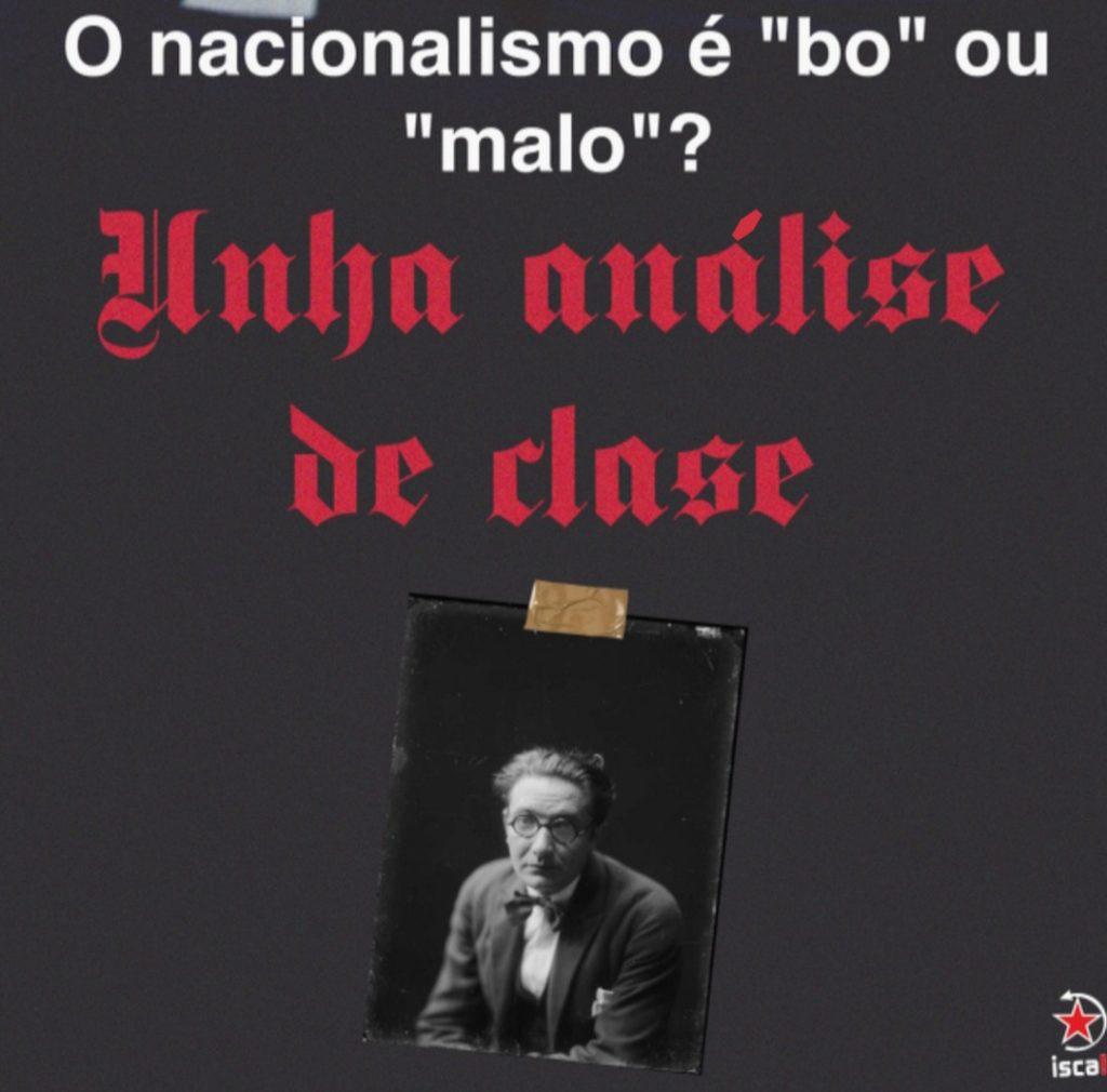 Nacionalismo. Unha análise de clase.