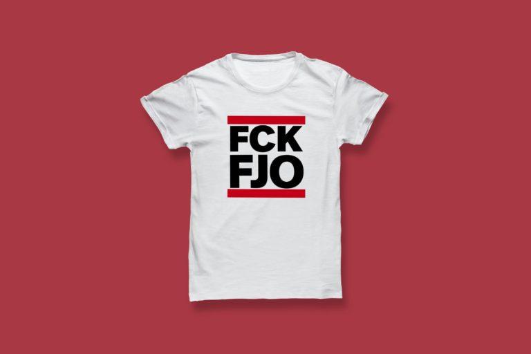 Camiseta FCK FJO