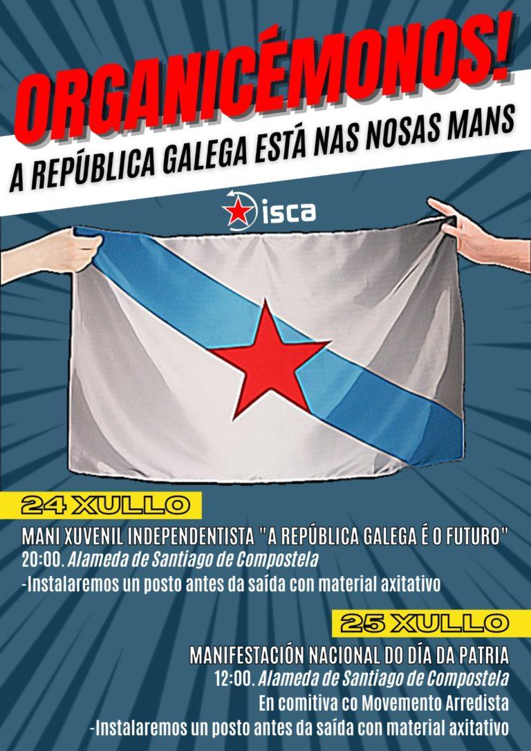 25 xullo Galiza 2021